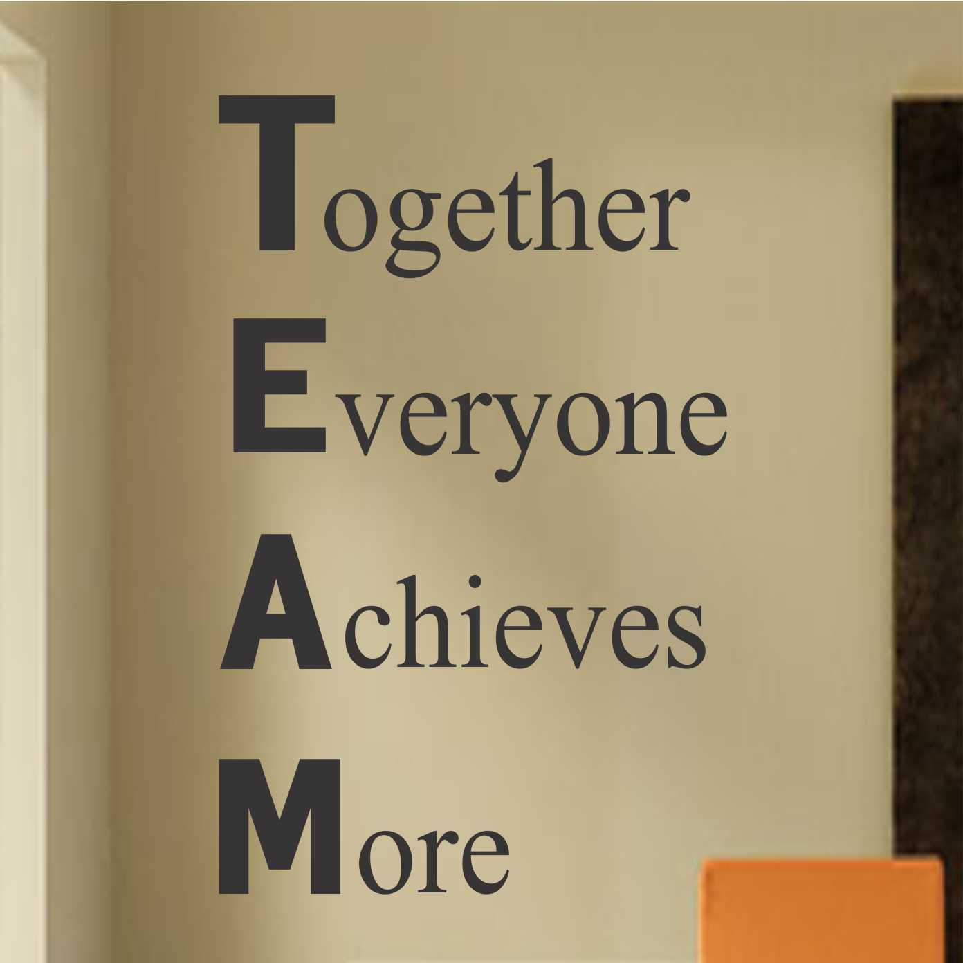 Inspirational Teamwork Quotes For Employees Quotesgram