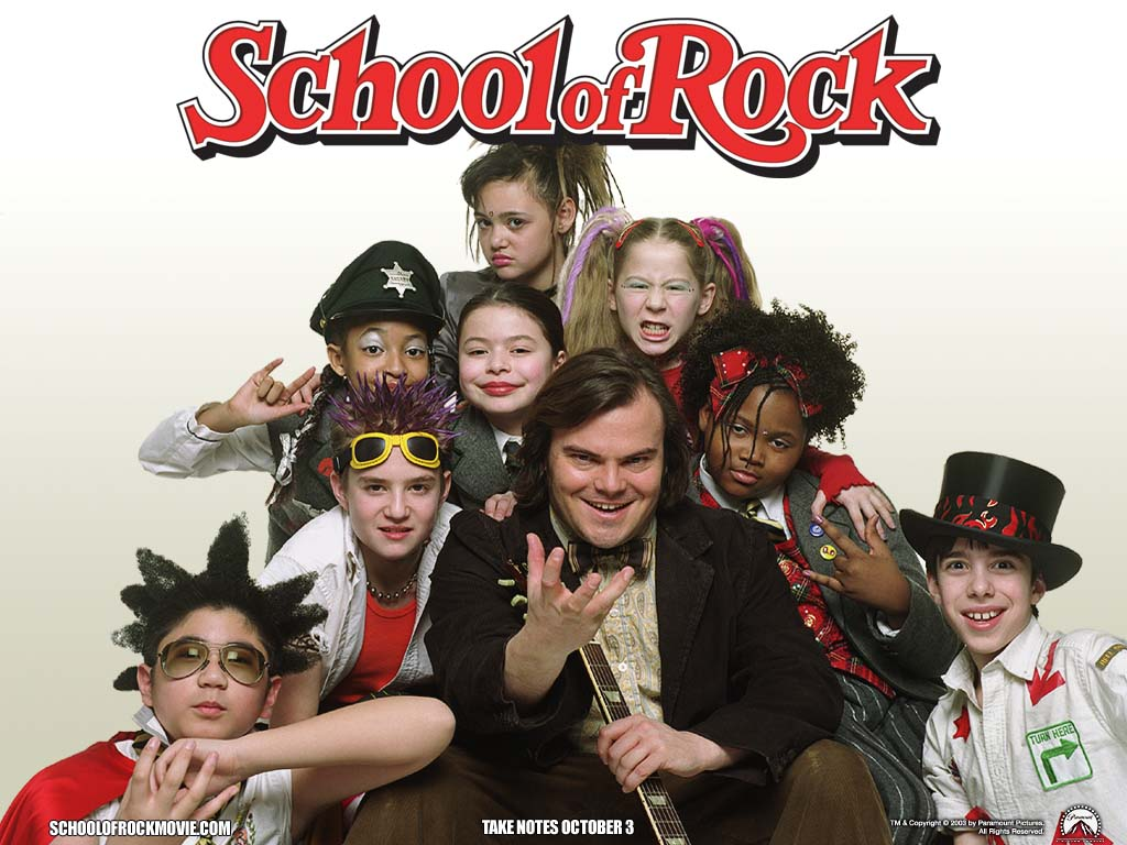 School of rock jack black quotes quotesgram - Follow Us Follow