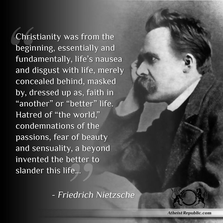 nietzsche the father of existentialism essay