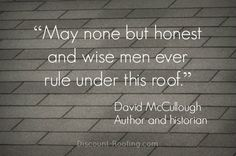 Roofs Quotes. QuotesGram