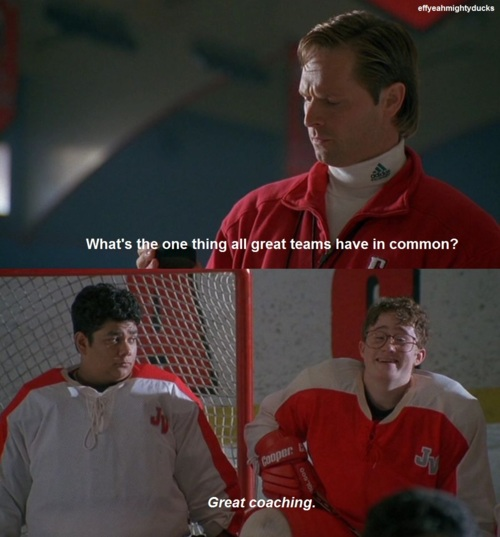 mighty ducks movie quotes quotesgram