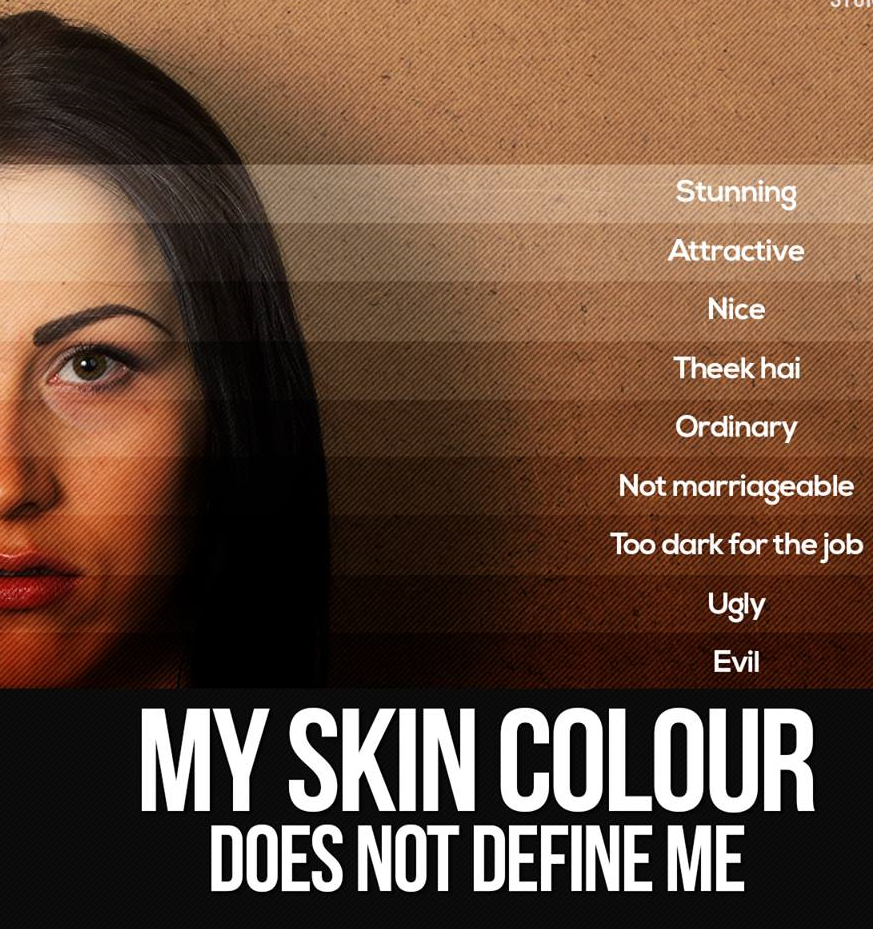 Quotes About Skin Color Quotesgram