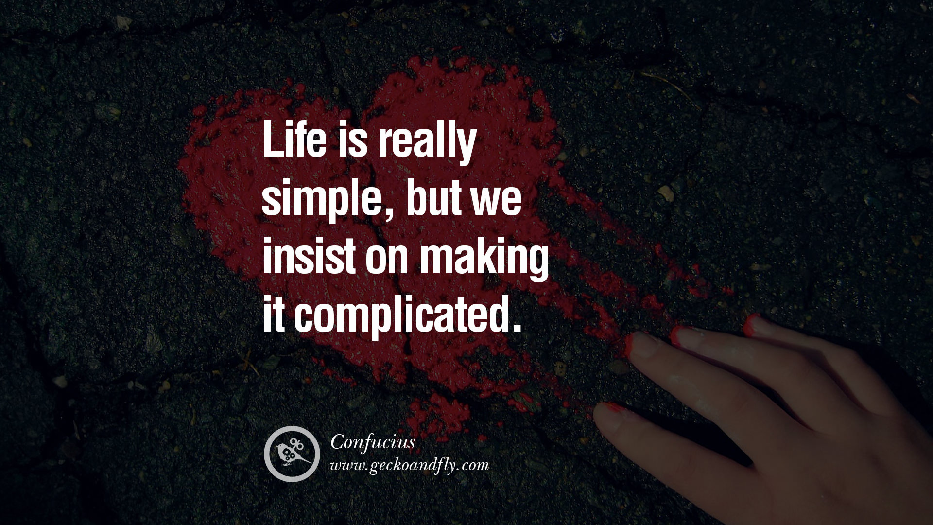 Quotes About A Simple Life: Inspirational Quotes About Simple Life. QuotesGram