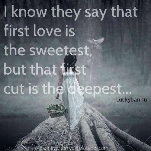 First Love Reunited Quotes. QuotesGram