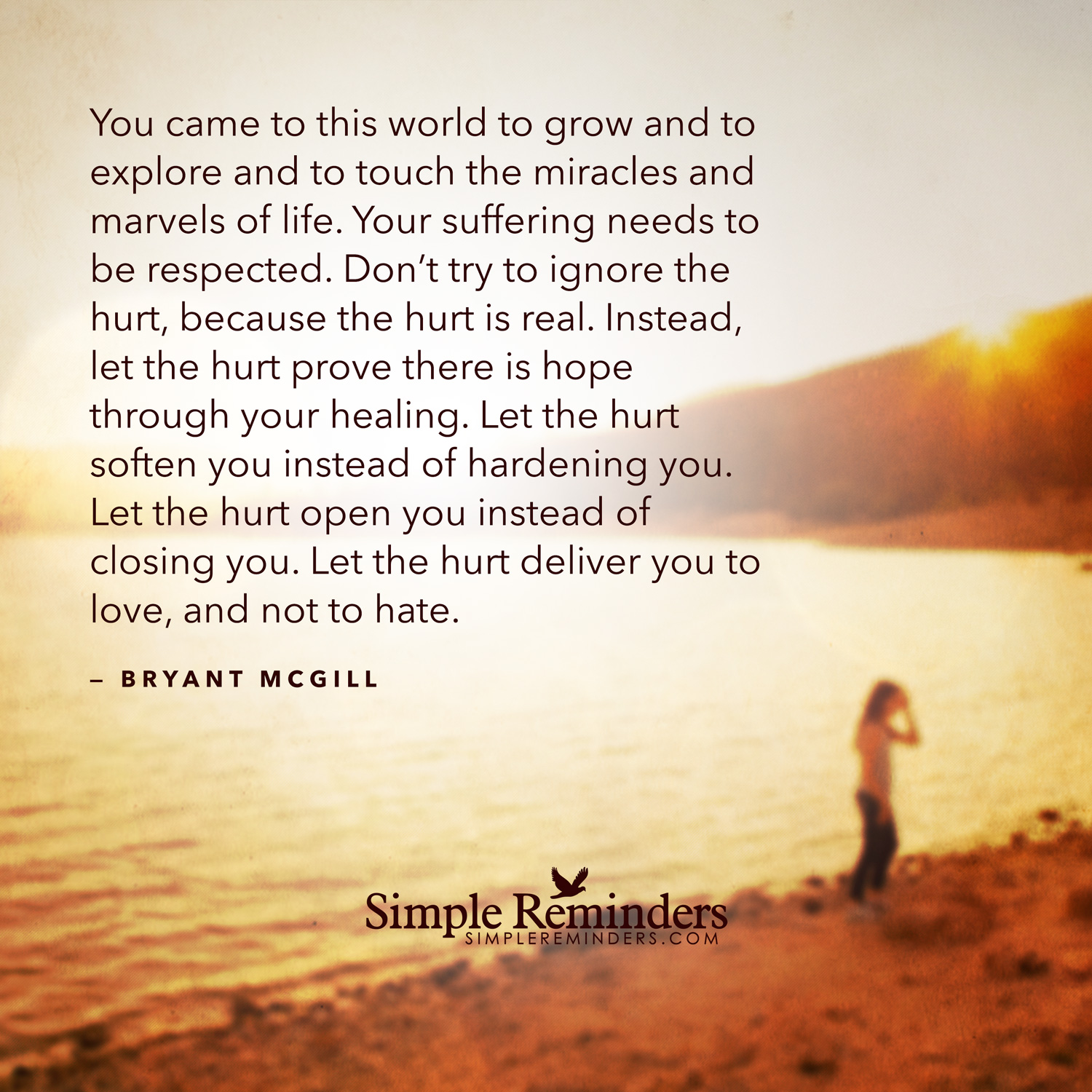 Inspirational Day Quotes: Bryant Mcgill Love Heals Quotes. QuotesGram
