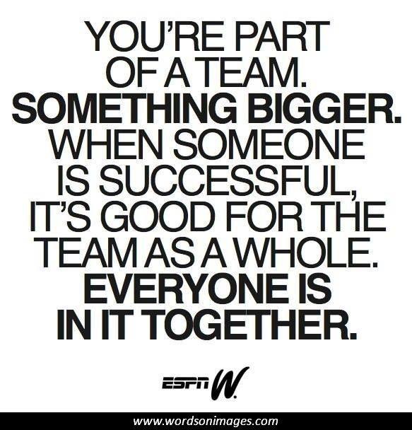 Team Building Motivational Quotes: Positive Team Quotes. QuotesGram