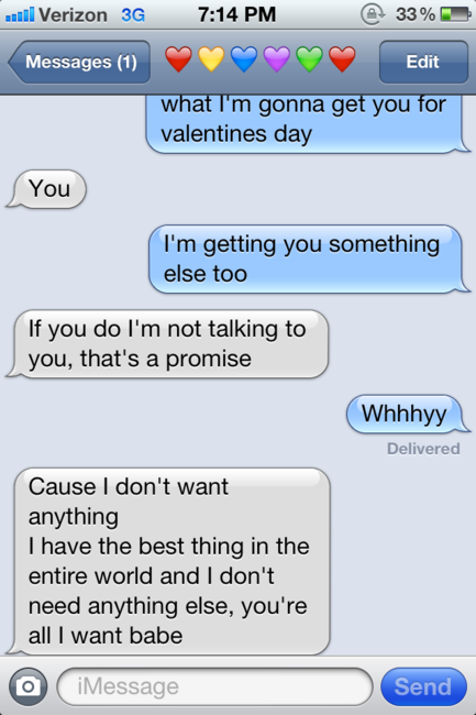 sweet love text messages to send to your girlfriend