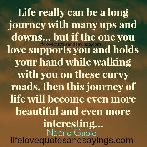 Love Quotes Journey: Life Journey Quotes. QuotesGram