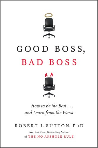 "good boss bad boss outline Bad boss good boss ""servants don't know a good master until they have served a worse,"" (aesop) by the tender age of eighteen, most people have had a job whatever that job was, the kind of."