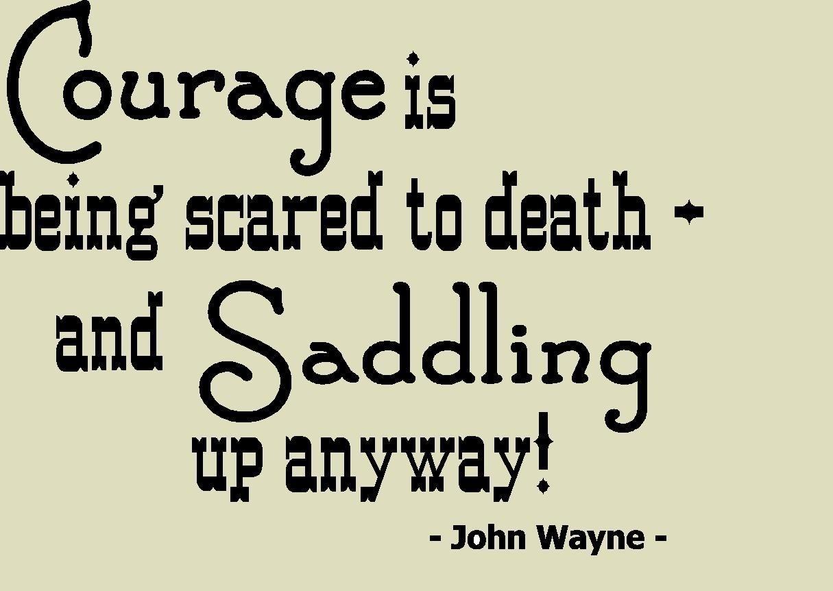 Rodeo sayings