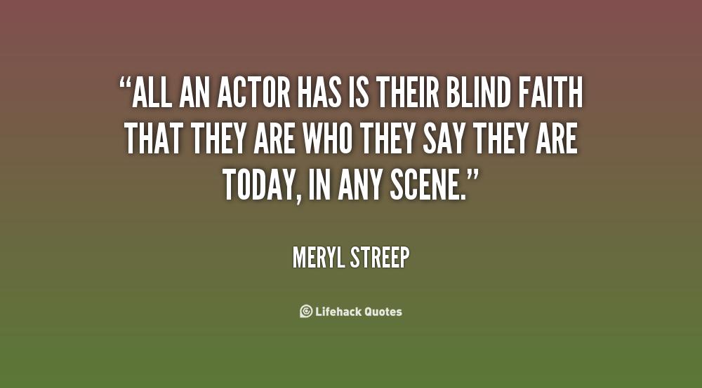 Blind Faith Quotes. QuotesGram