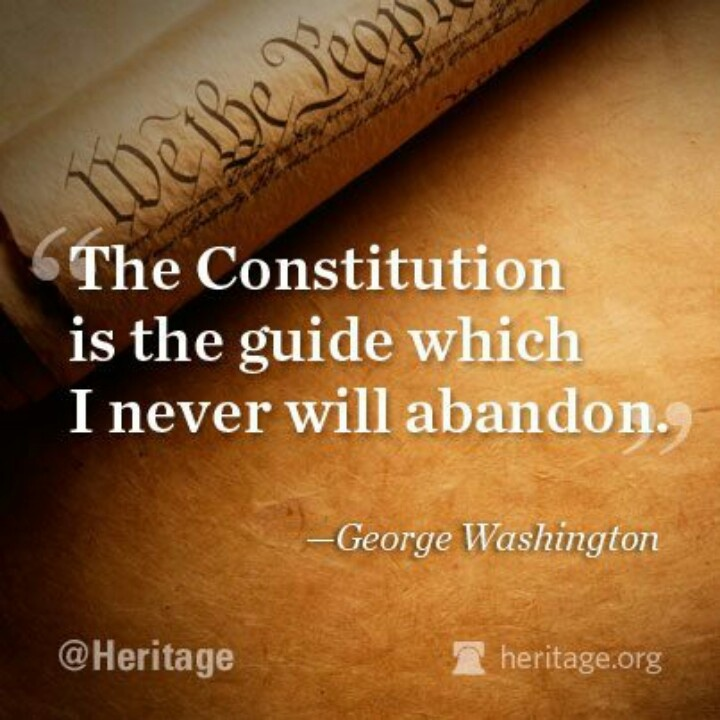 Constitution Quotes: Washington Constitution Quotes. QuotesGram