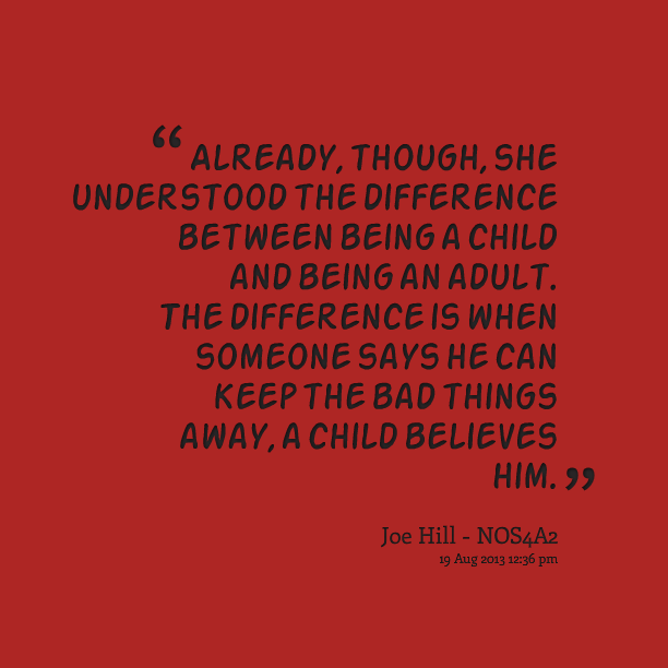 Quotes On Becoming An Adult 6