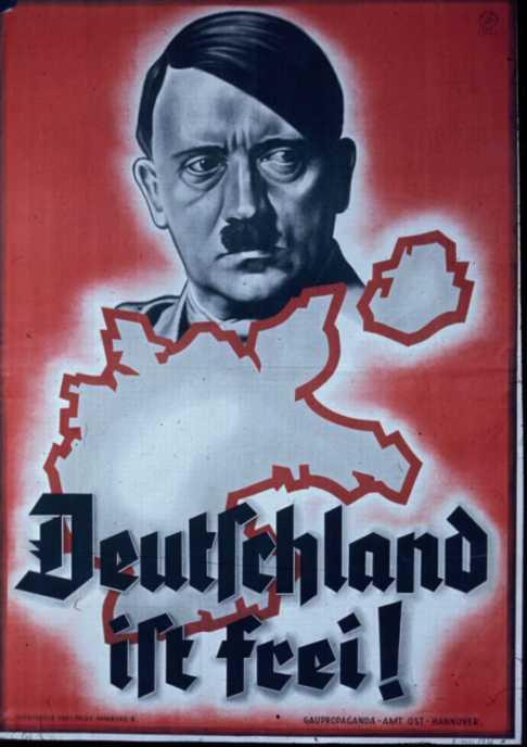 Propaganda techniques within nazi germany