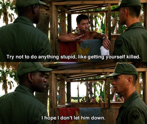 Forrest Gump Funny Quotes: Forrest Gump Army Quotes. QuotesGram