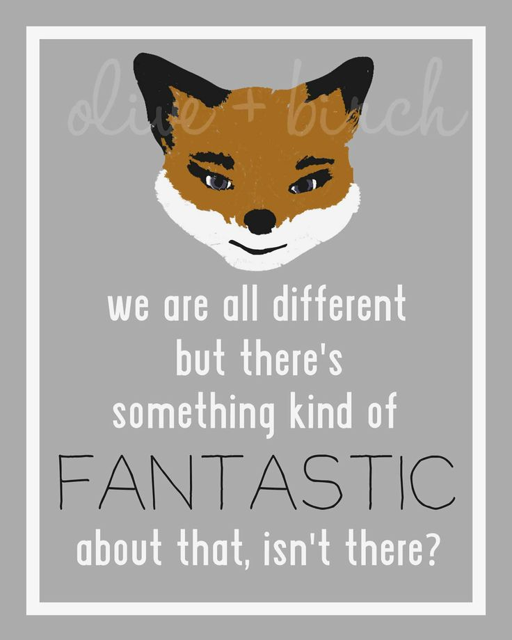 Love Finds You Quote: Fantastic Mr Fox Quotes. QuotesGram
