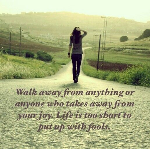 Just Walk Away Quotes. QuotesGram