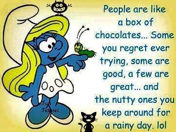 Smurf Motivational Quotes. QuotesGram