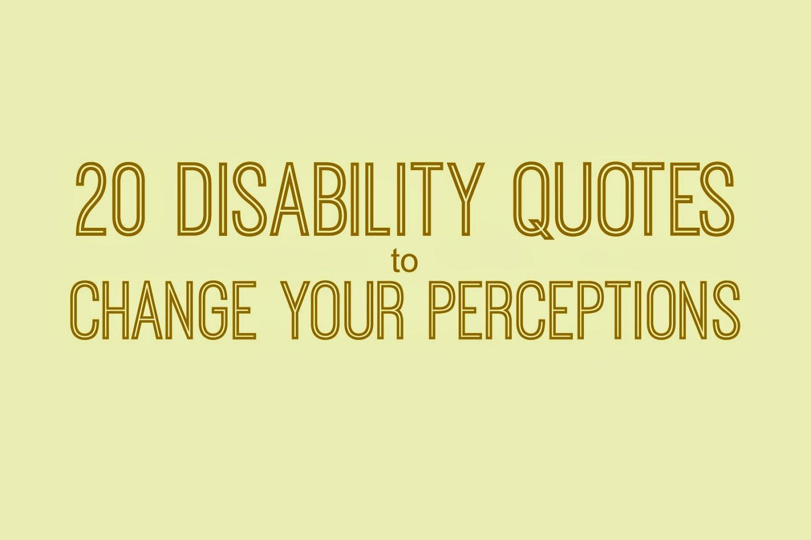 famous disability quotes quotesgram