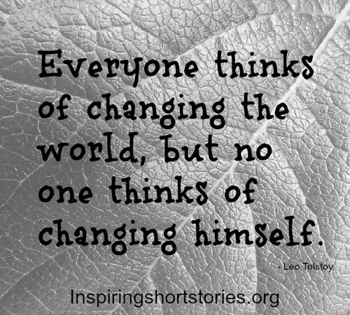 Christian Inspirational Quotes Life Changes: Quotes About Change Being Hard. QuotesGram