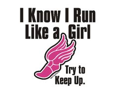 Track Quotes For Girls
