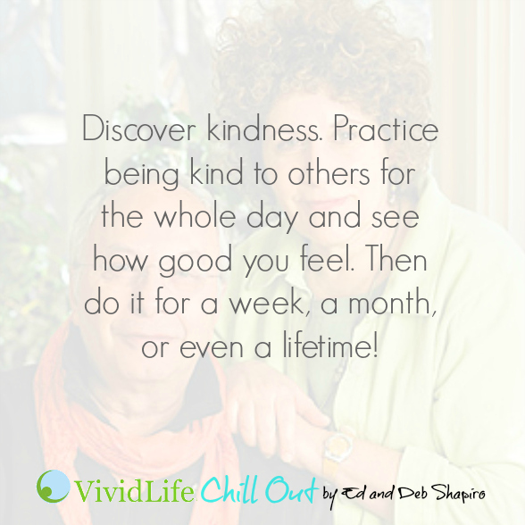 being kind to others essay The many faces of kindness today english language essay print act or the state of being kind and marked by effort to be kind to others.