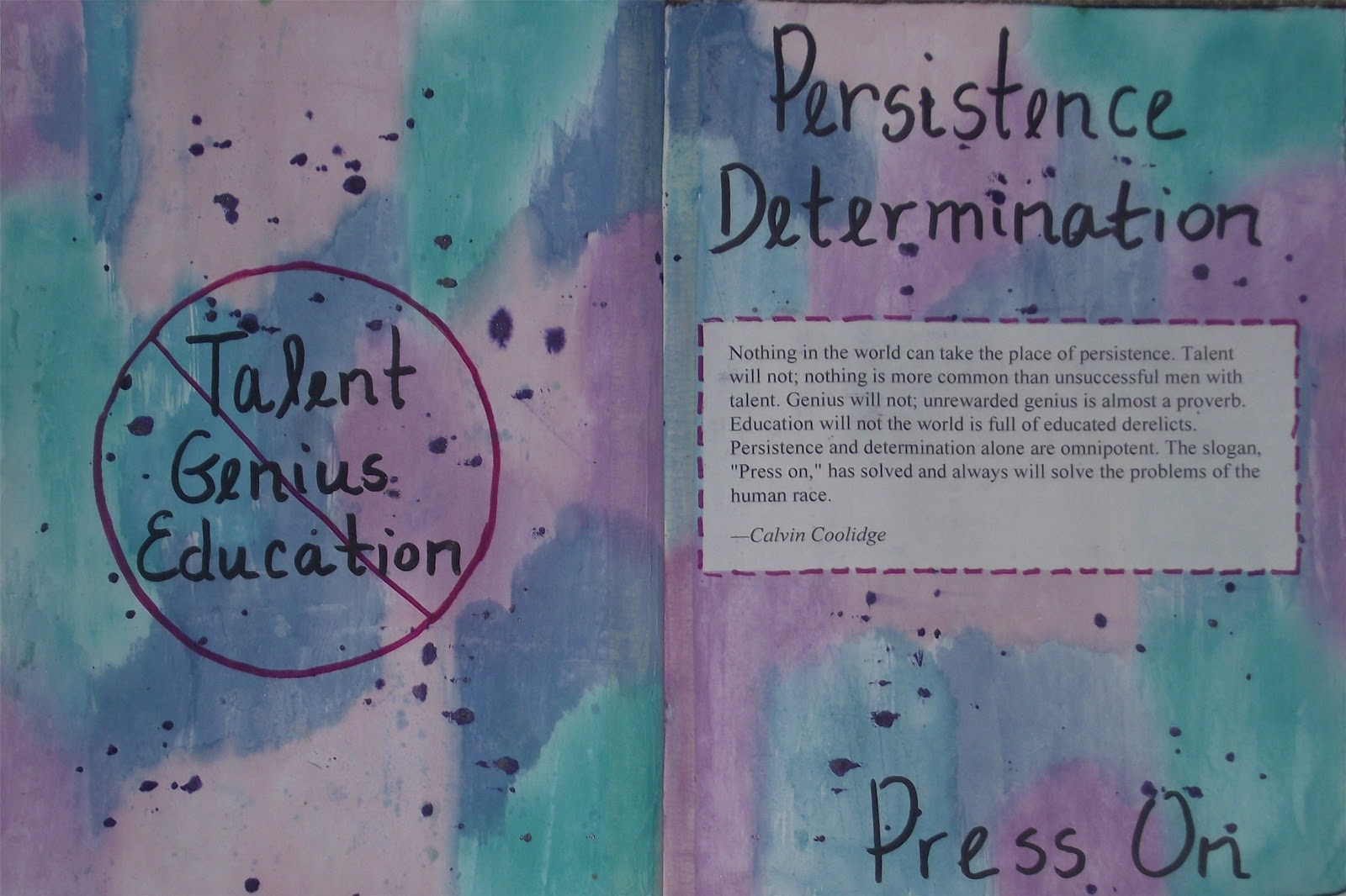 Persistence Motivational Quotes: Quotes On Determination And Perseverance. QuotesGram
