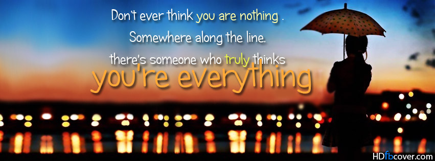 Inspirational Quotes Fb Cover Girl. QuotesGram