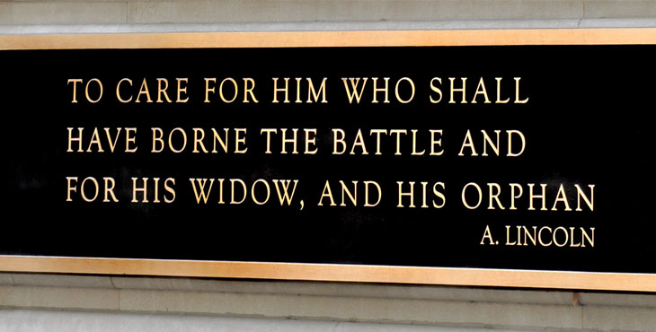 Abraham Lincoln Quotes About Veterans Quotesgram