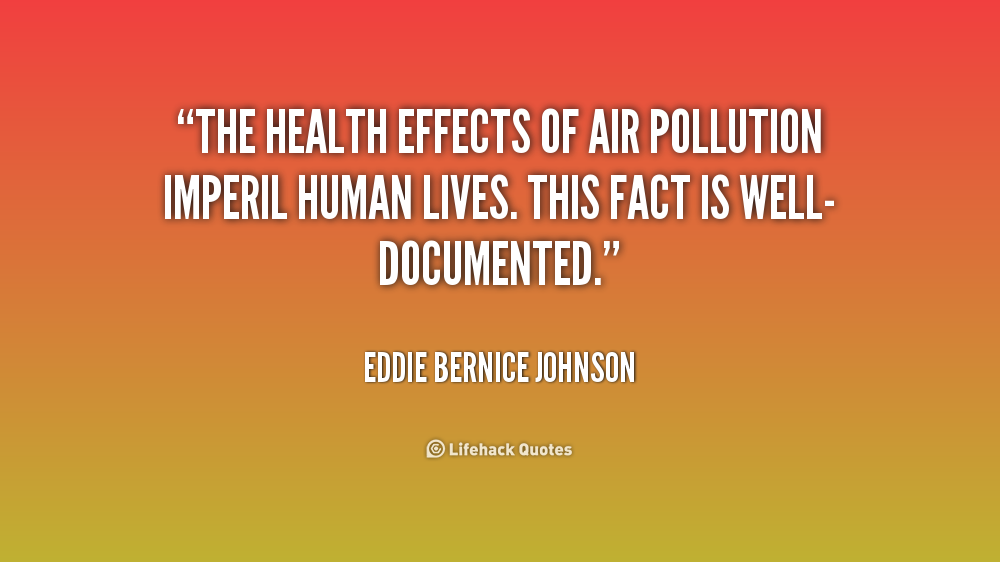 message quotes about pollution  quotesgram