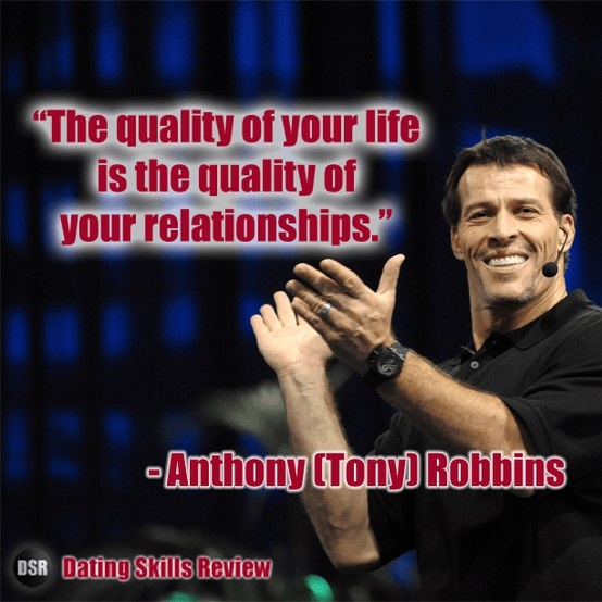 Anthony Robbins Quotes: Anthony Robbins Quotes On Relationships. QuotesGram