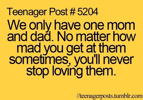Teen Quotes Every Teenager Brb I Don T Want To Talk To: Parents Mad At Quotes. QuotesGram
