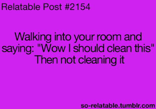 Clean Your Room Day