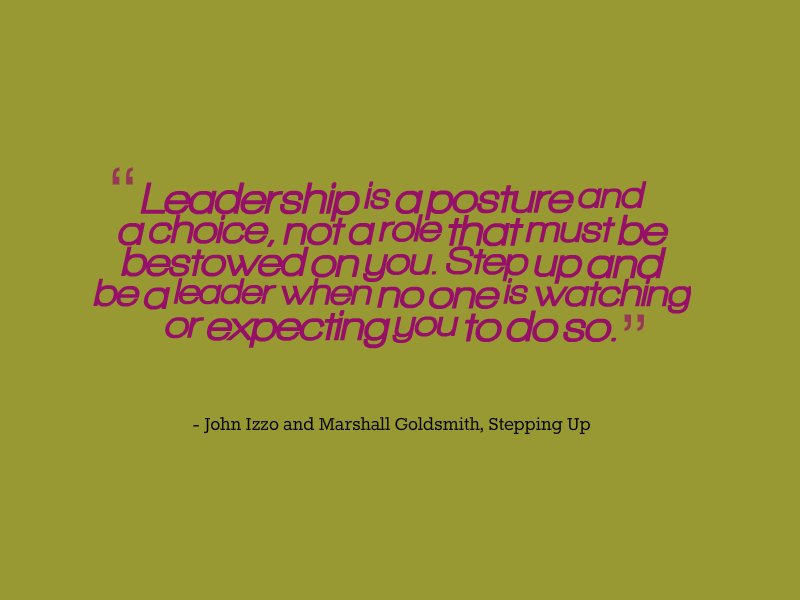 Quotes About Stepping Up. QuotesGram