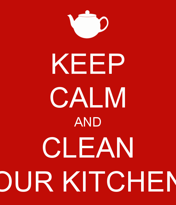 Keep The Kitchen Clean Quotes Quotesgram