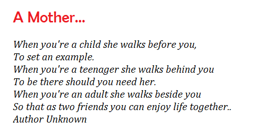 Sad Poems That Make Your Mom Cry For Kids