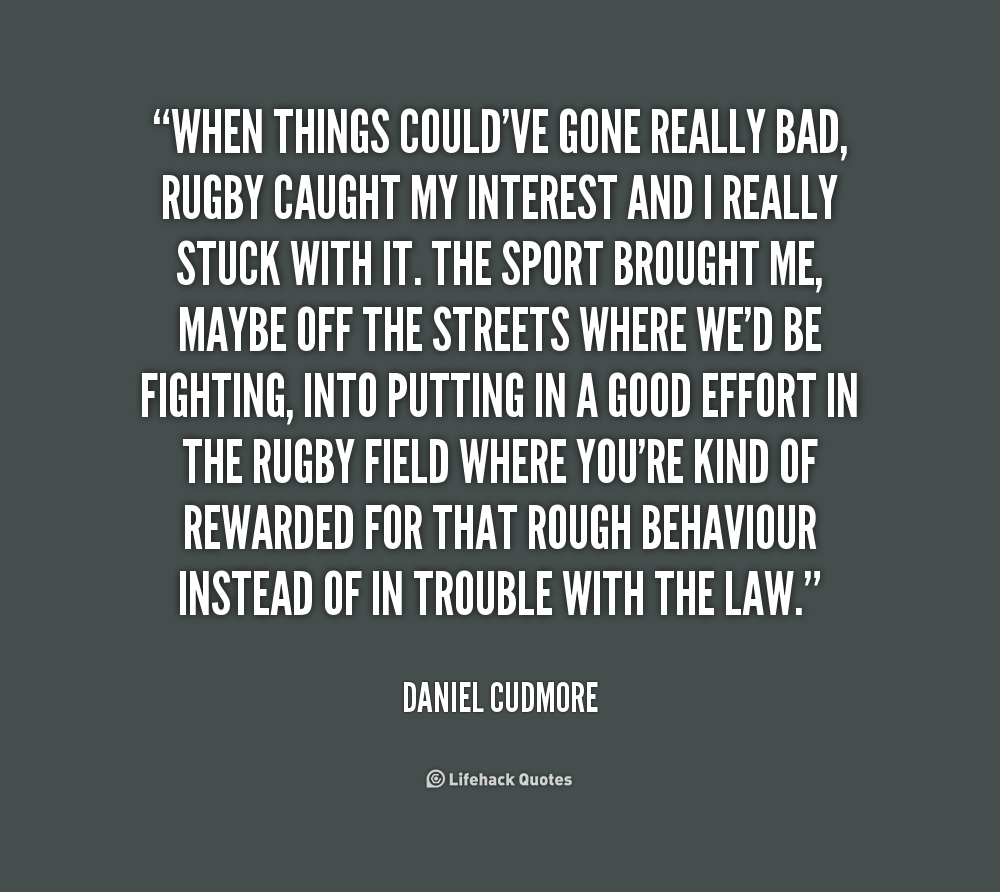 Quotes And Sayings: Rugby Quotes And Sayings. QuotesGram
