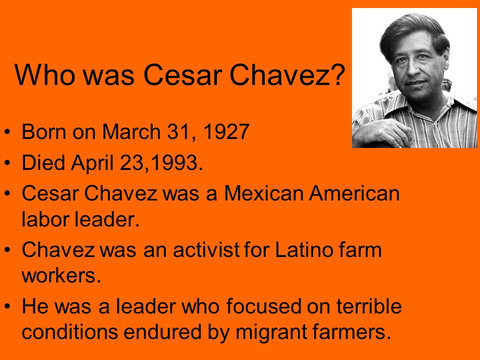 Cesar Chavez Quotes On Justice Quotesgram