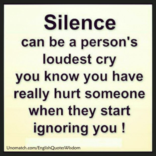 Quotes About Anger And Rage: Famous Quotes About Silence. QuotesGram