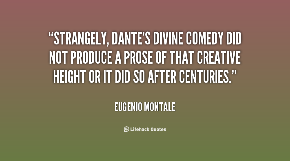 The Divine Comedy Quotes. QuotesGram