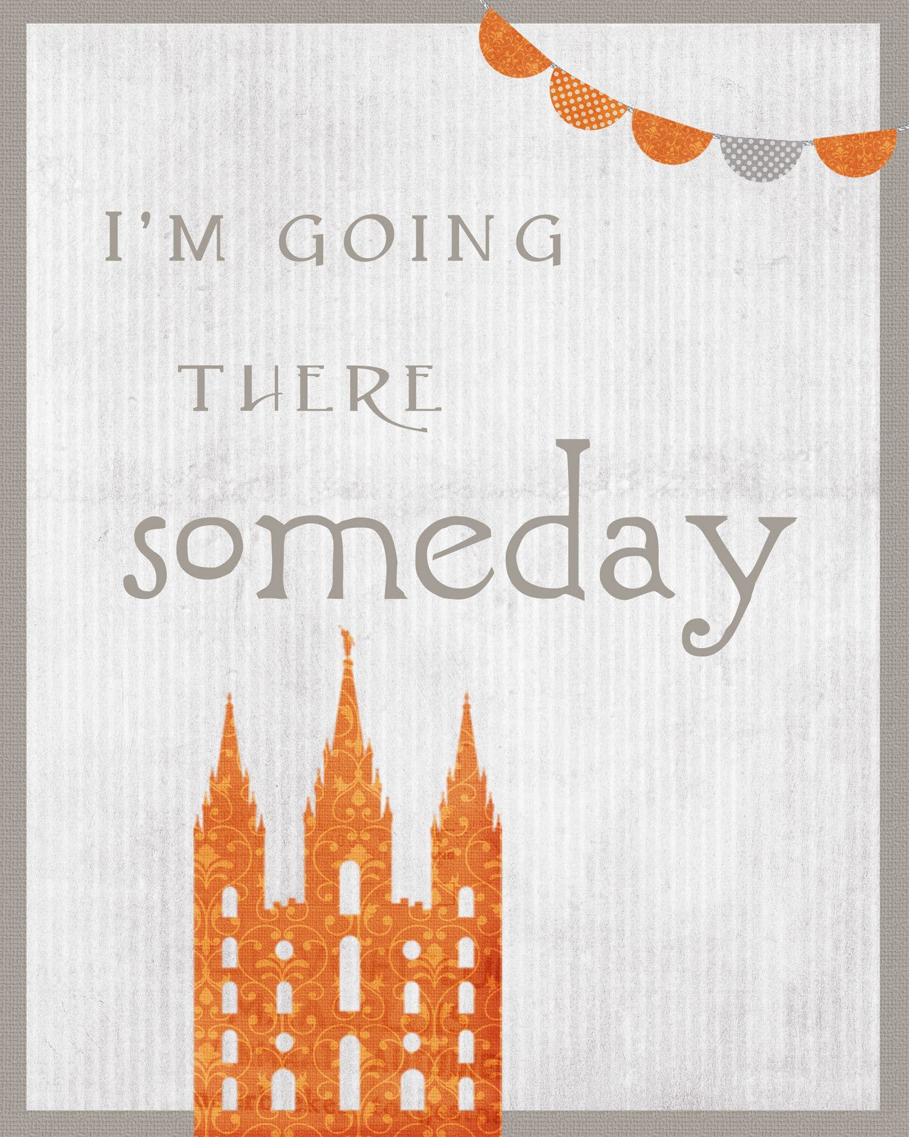 Cute lds quotes on spirit quotesgram for Cute lds quotes