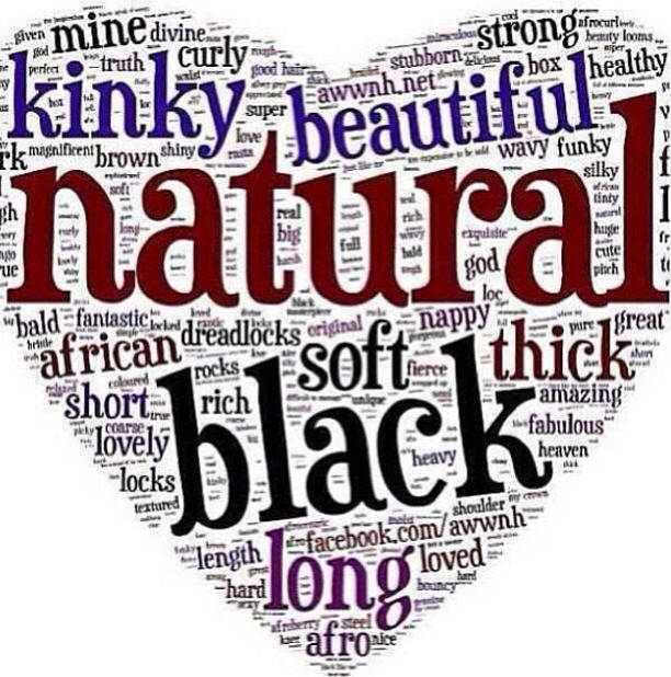 Natural Curly Hair Quotes