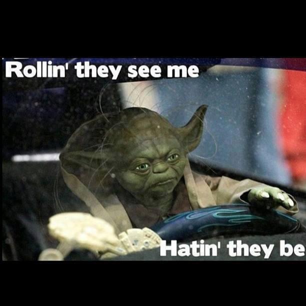 Funniest Meme Phrases : Funny yoda quotes quotesgram