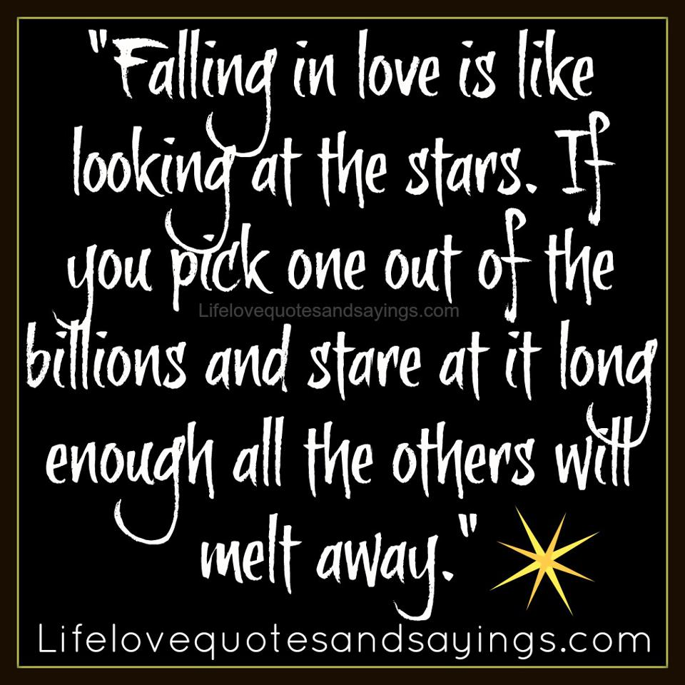 Quotes About Falling In Love. QuotesGram