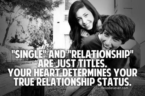 relationship taken