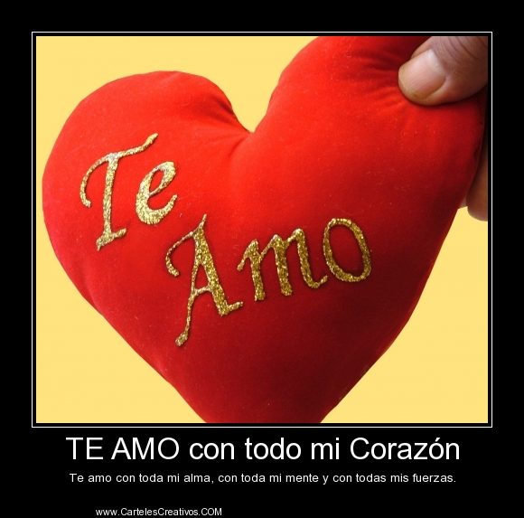 Te amo mi amor quotes quotesgram for Te amo facebook