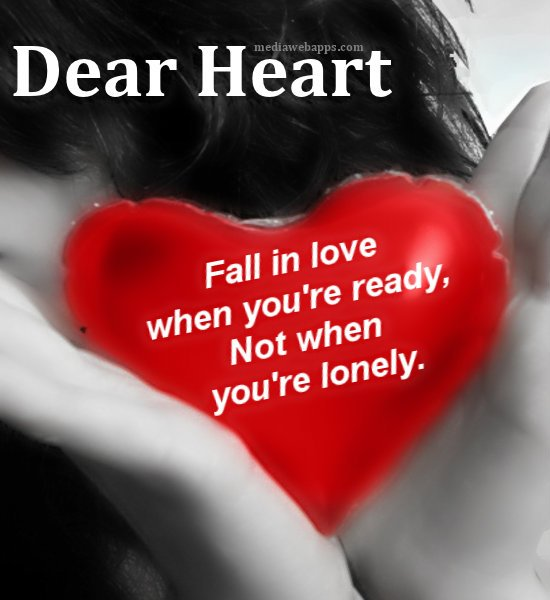 Lonely Heart Quotes. QuotesGram
