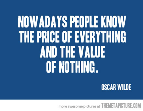 Funny Quotes About Values. QuotesGram