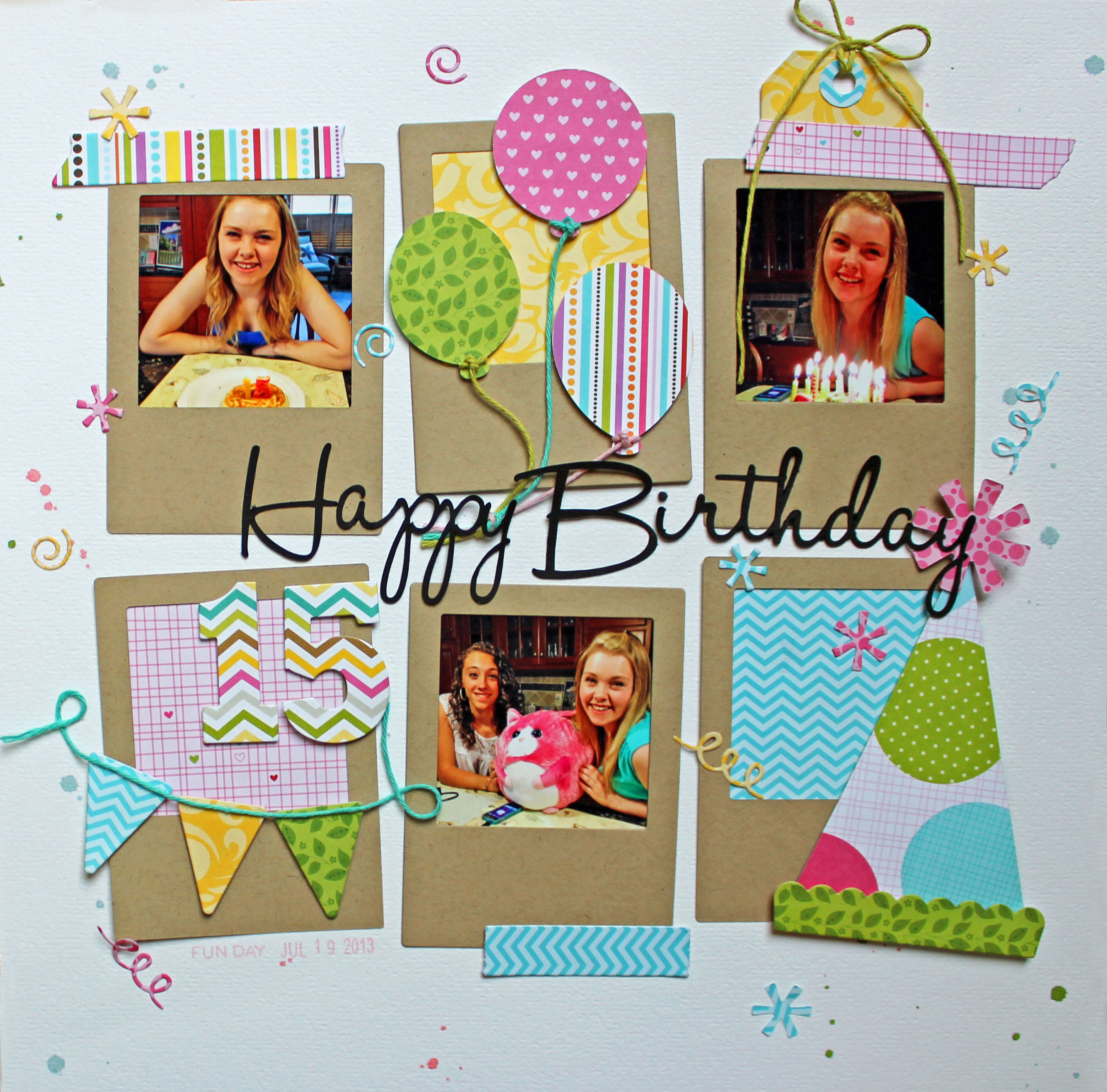 Photo Designer To Add Artist: First Birthday Quotes For Scrapbooking. QuotesGram