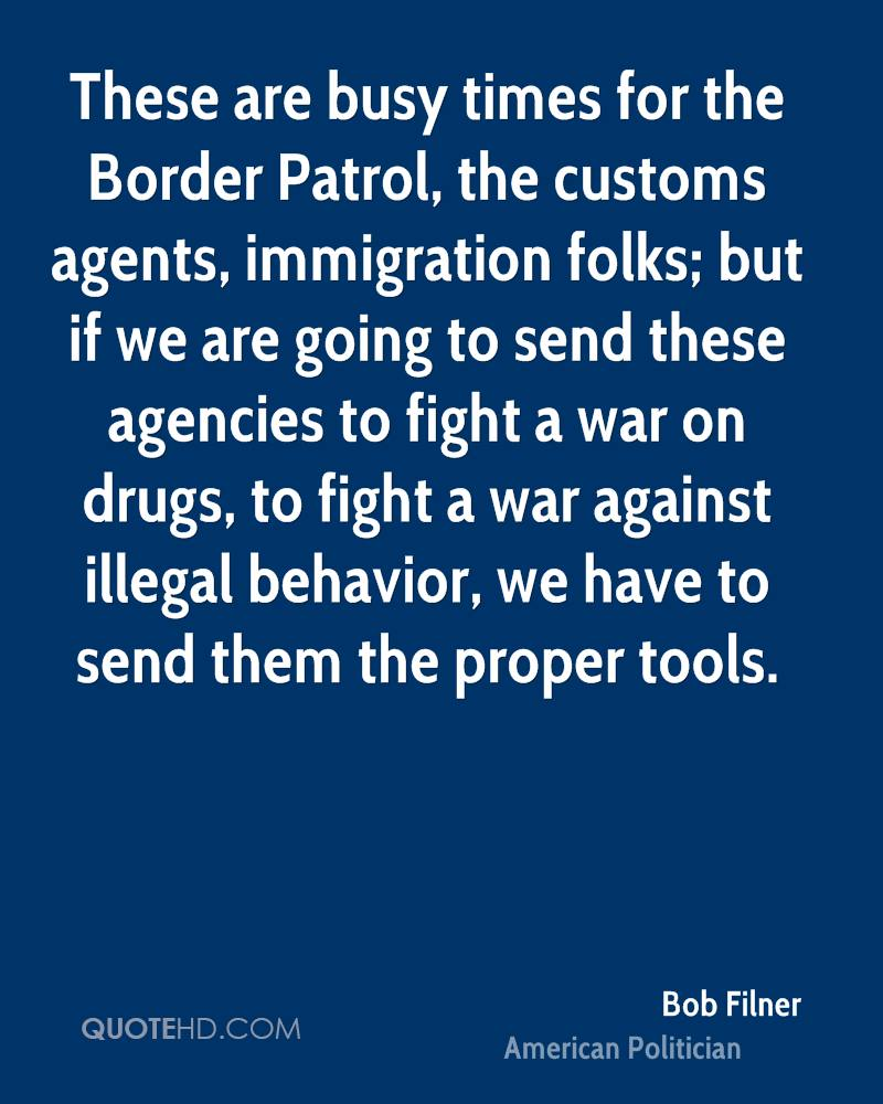 funny quotes about border patrol  quotesgram